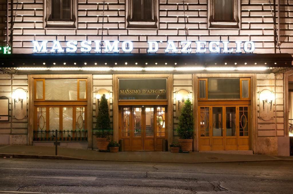 Bettoja hotel massimo d 39 azeglio rome book your hotel for Hotel roma booking