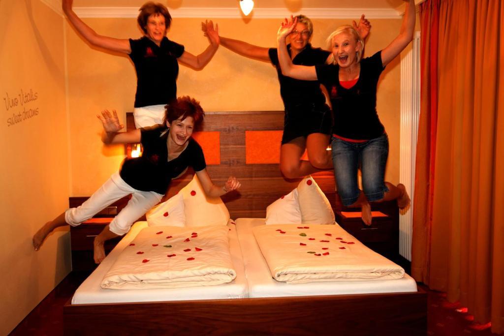 Flair Hotel Vino Vitalis In Bad Fussing Bad Fussing