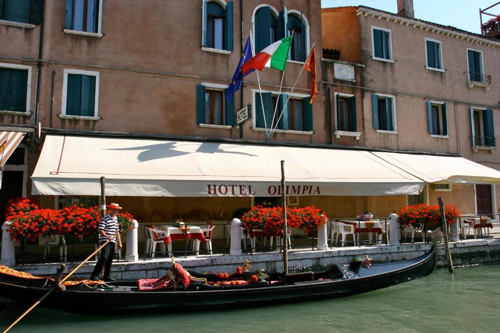 Hotel Olimpia Venezia Venezia Viamichelin Informatie