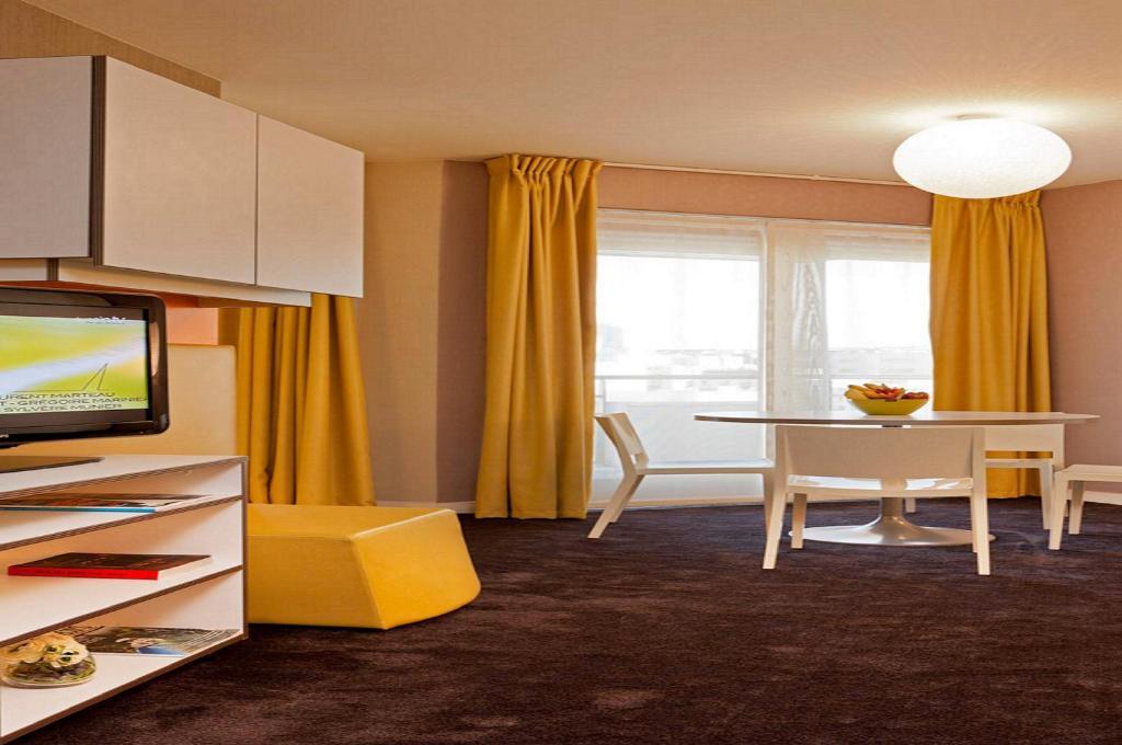 Apparthotel mercure paris boulogne appart 39 hotels boulogne for Appart hotel boulogne billancourt