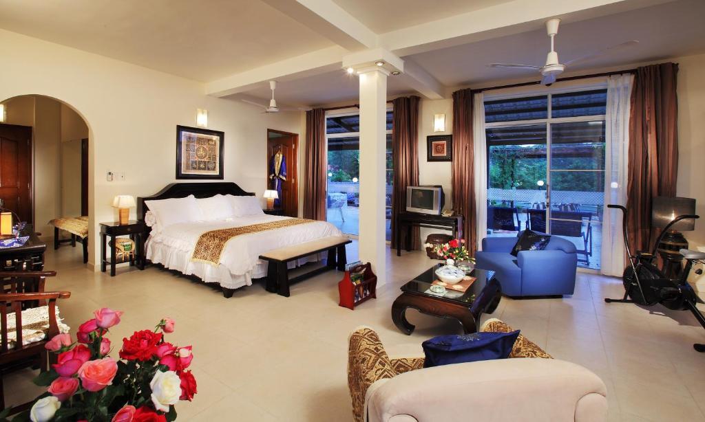 Biệt thự dạng Căn hộ áp mái 4 Phòng ngủ