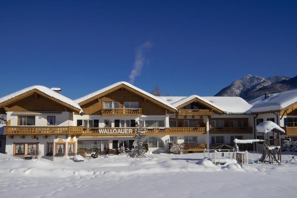 Hotel Wallgauer Hof Wallgau