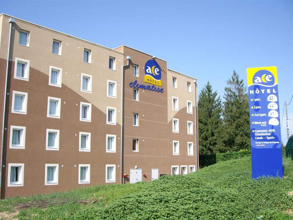 Ace hotel brive r servation gratuite sur viamichelin for Carrelage brive la gaillarde