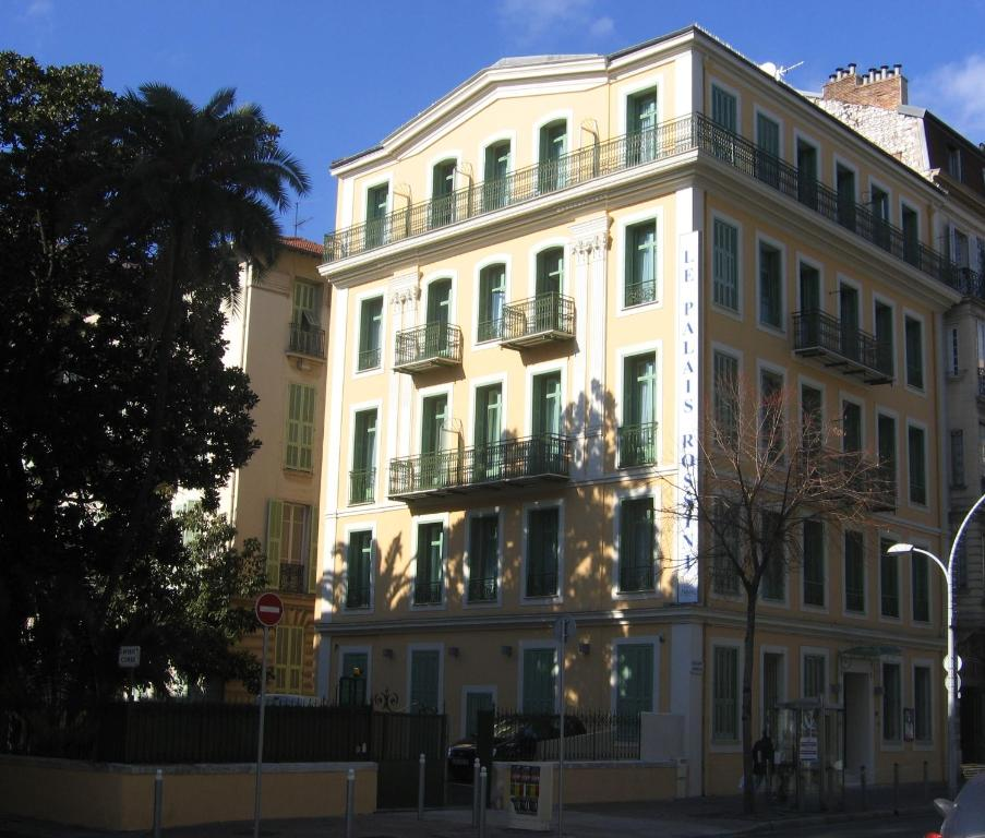 Appart Hotel Nice Promenade Des Anglais