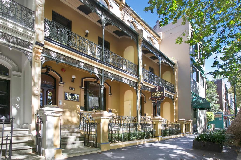 Отзывы Victoria Court Hotel Sydney, 4 звезды