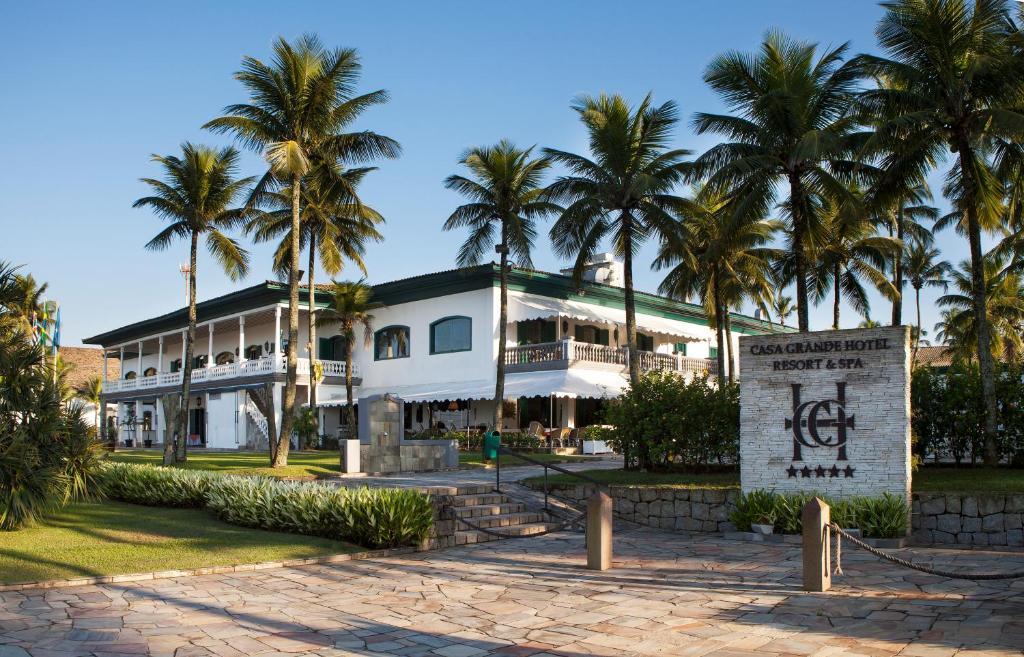Casa grande hotel resort spa brasil guaruj - Casa grande de cabrales ...