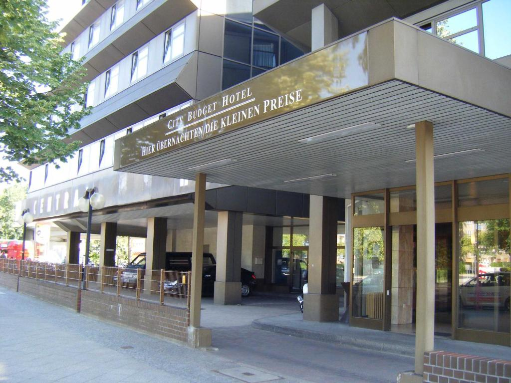 Hotel Bongard Berlin Holzhauser Str
