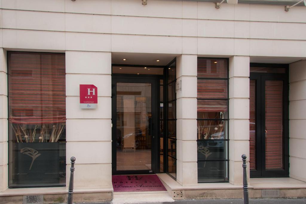 Hotel Des Deux Gares Paris