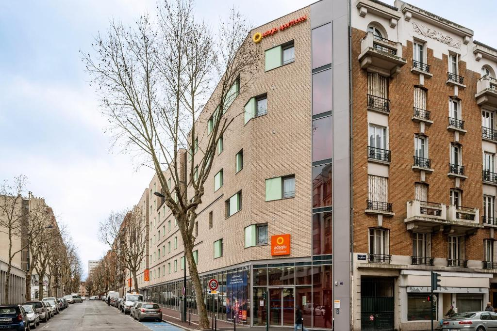 Aparthotel adagio access paris clichy appart 39 hotels clichy for Adagio appartement hotel
