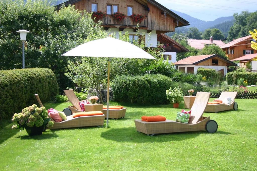 landhaus am stein r servation gratuite sur viamichelin. Black Bedroom Furniture Sets. Home Design Ideas