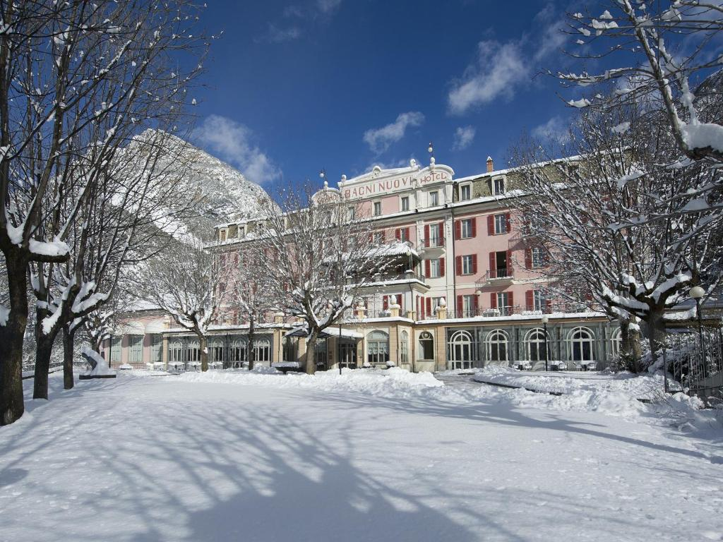 Qc terme grand hotel bagni nuovi bormio prenotazione on line viamichelin - Qc terme grand hotel bagni nuovi ...