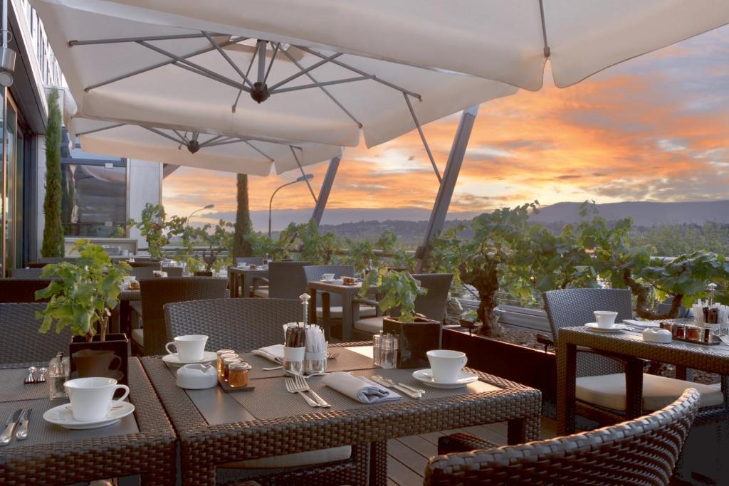 Grand Hotel Kempinski Geneva - Ru00e9servation Gratuite Sur ViaMichelin
