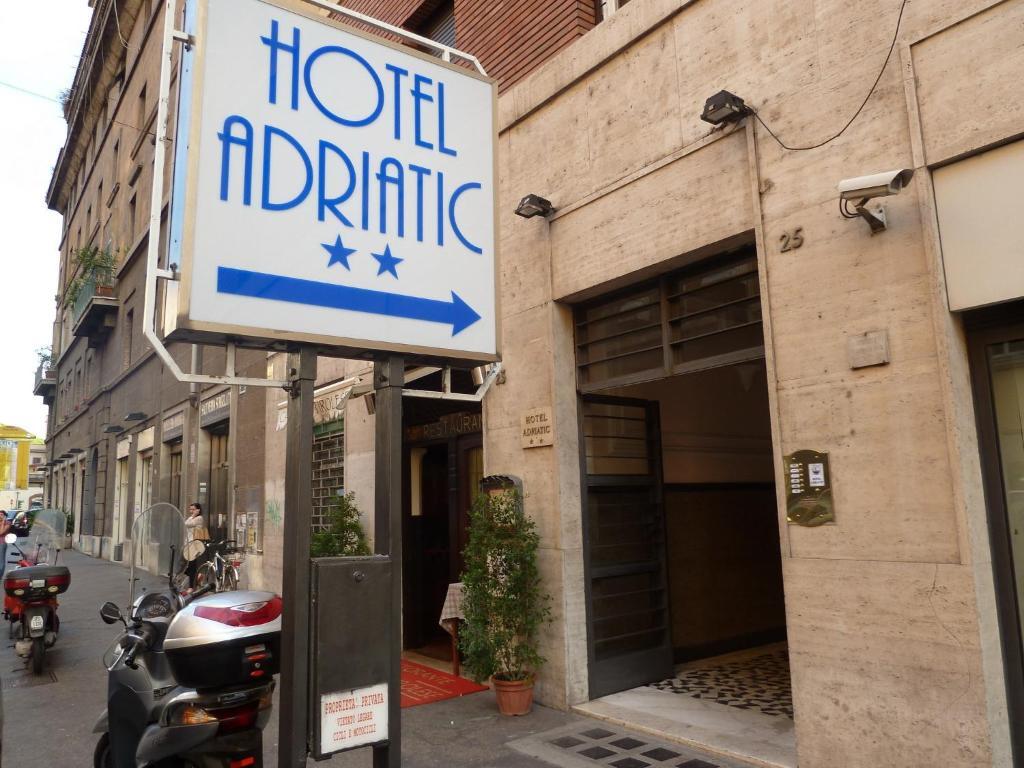 Hotel Adriatic Roma Booking
