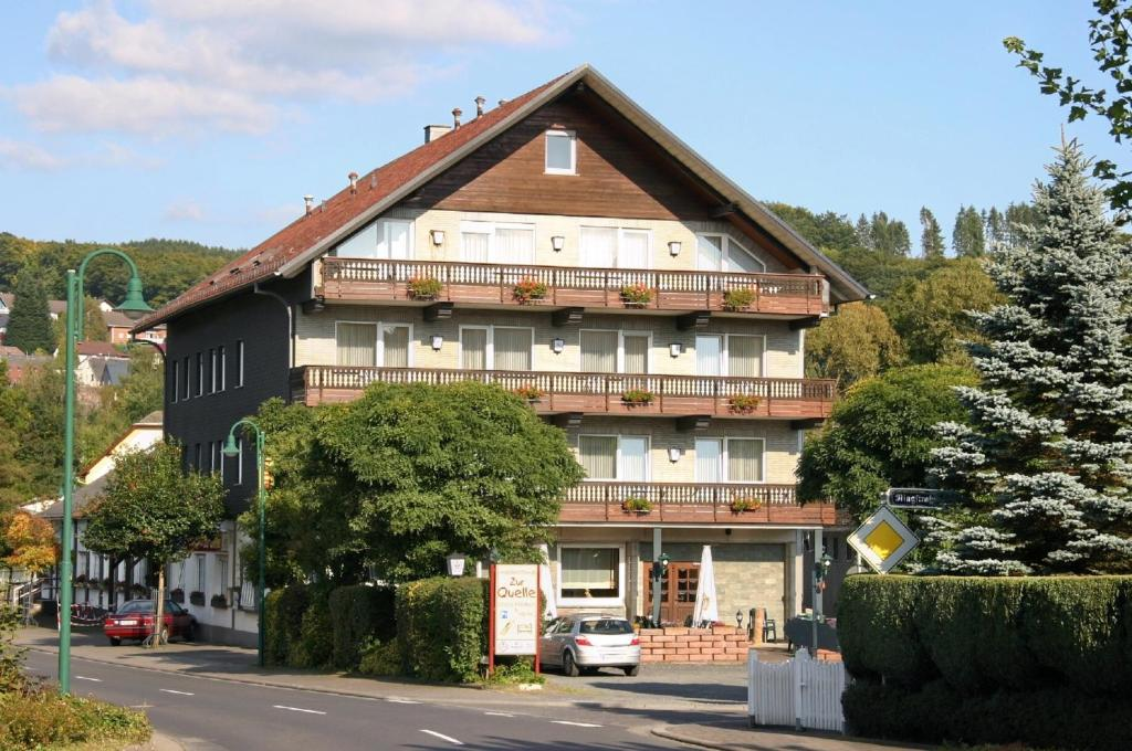 Hotels In Bad Marienberg Deutschland