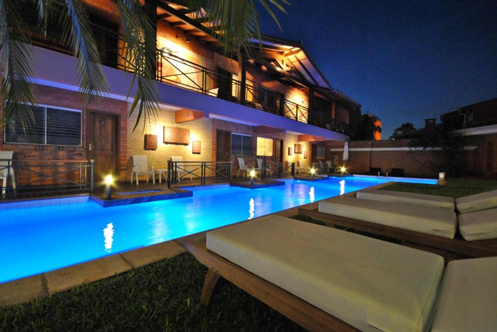 Best deals for villa floreal boutique asuncion paraguay for Top rated boutique hotels