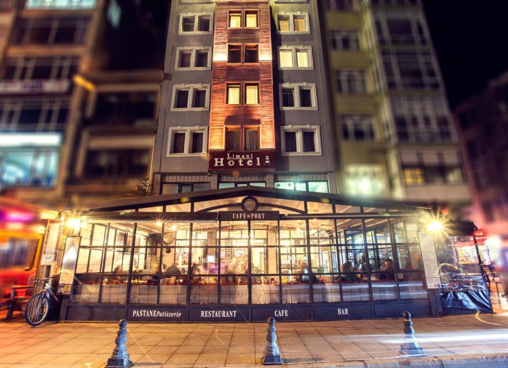 Hotel limani r servation gratuite sur viamichelin for Reservation gratuite hotel