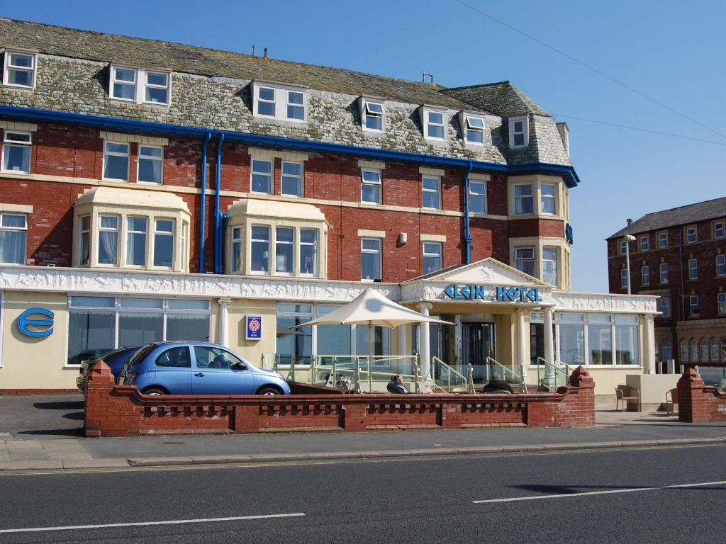 The Sands Hotel Blackpool