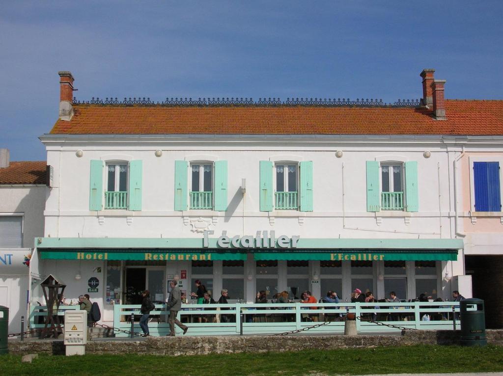 Hotel Restaurant La Cotiniere Oleron