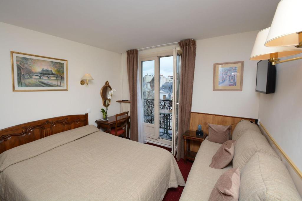 Familia hotel paris online booking viamichelin for Booking paris hotel