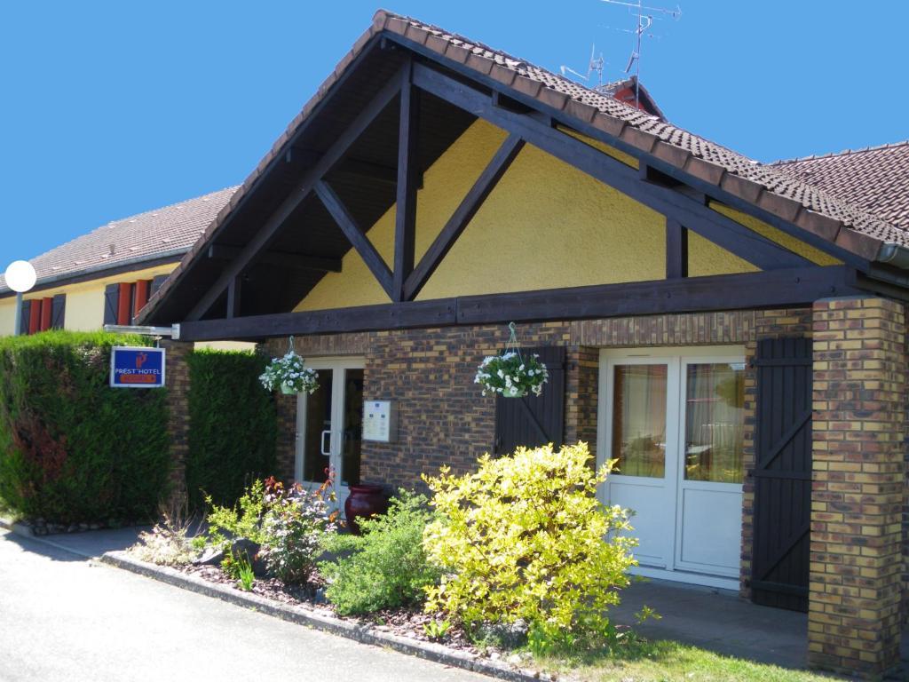 Inter-hotel Prest U0026 39 H U00f4tel Epinal