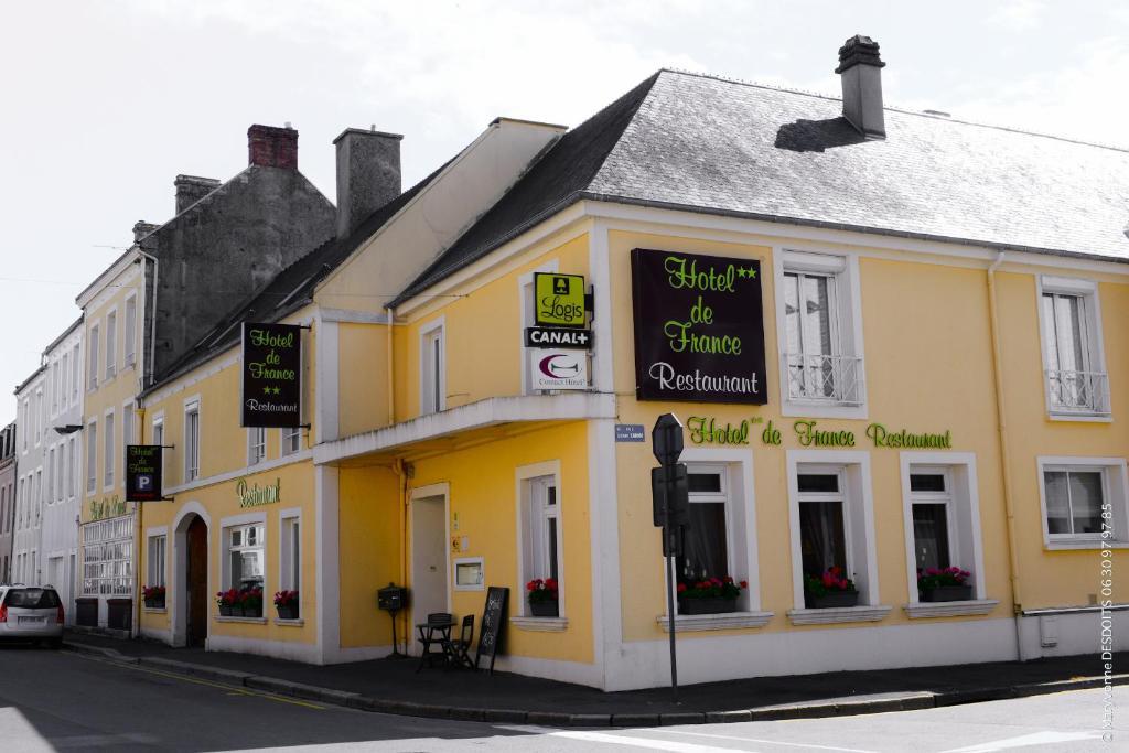 Hotel De France Isigny Sur Mer