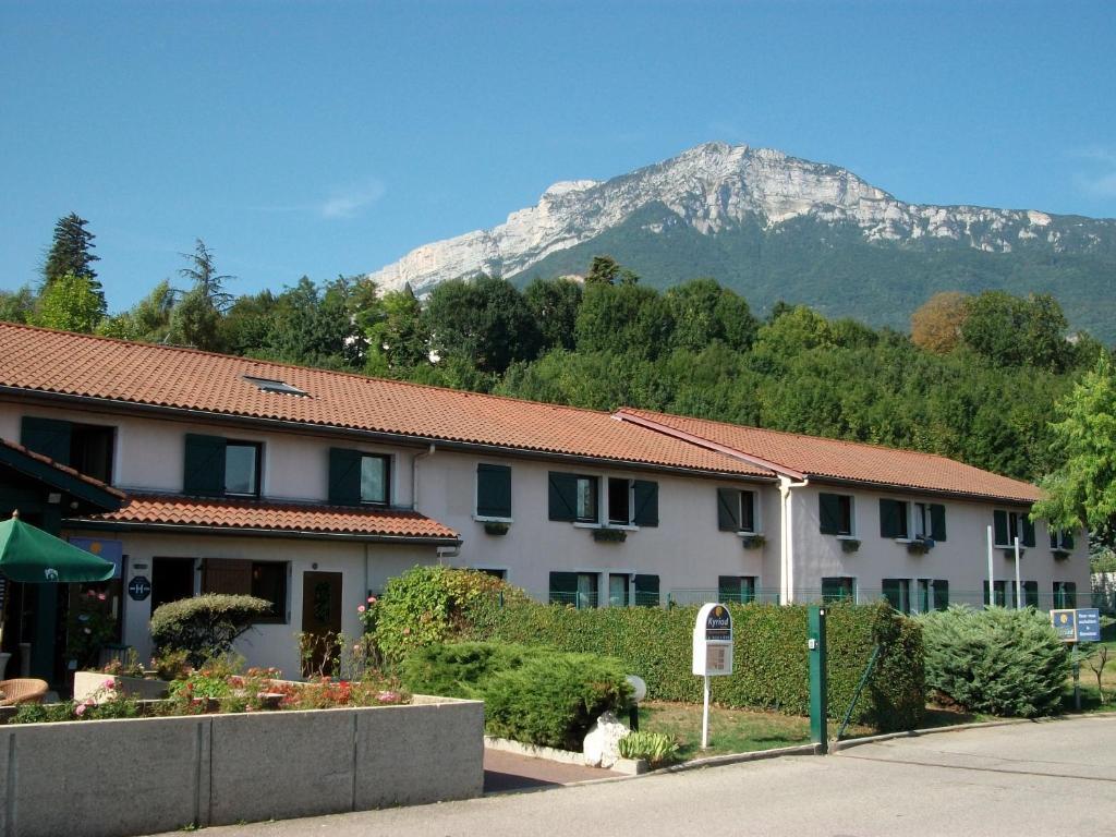 Kyriad grenoble sud seyssins r servation gratuite sur for Hotel avec restaurant