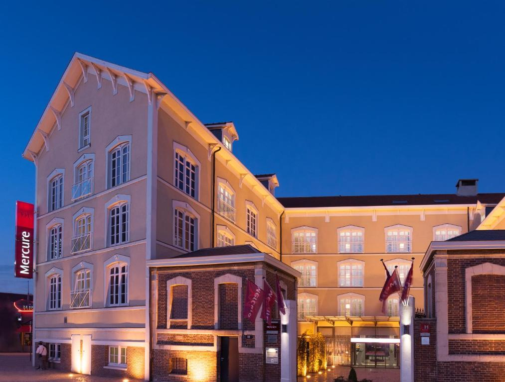 Mercure troyes centre troyes informationen und for Hotels troyes