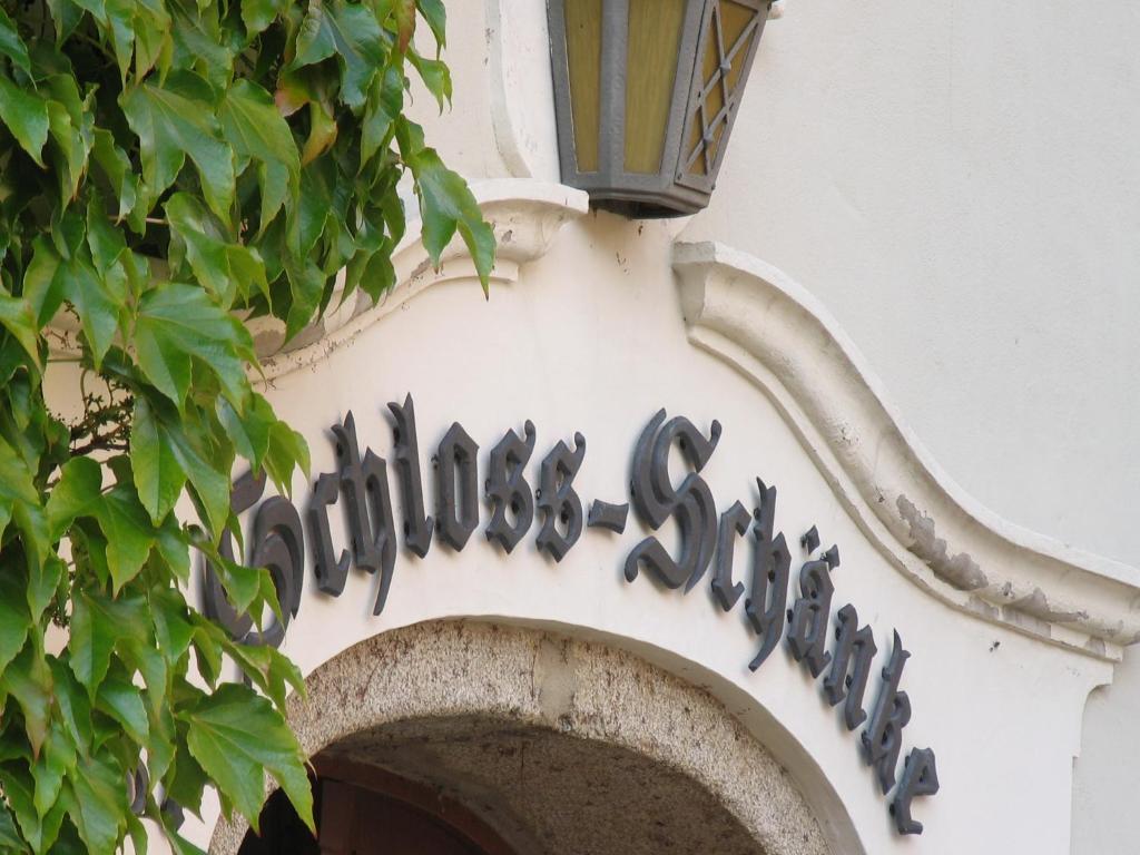 Schloss Schanke Hotel Garni