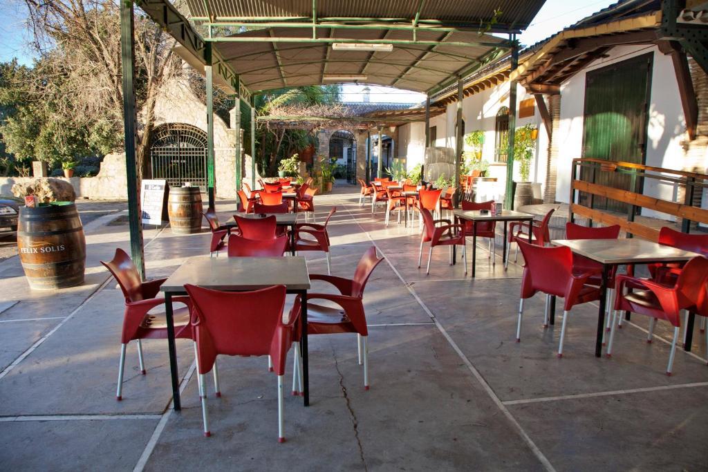 Hostal el cortijo algodonales online booking viamichelin - Casa antonio zahara ...