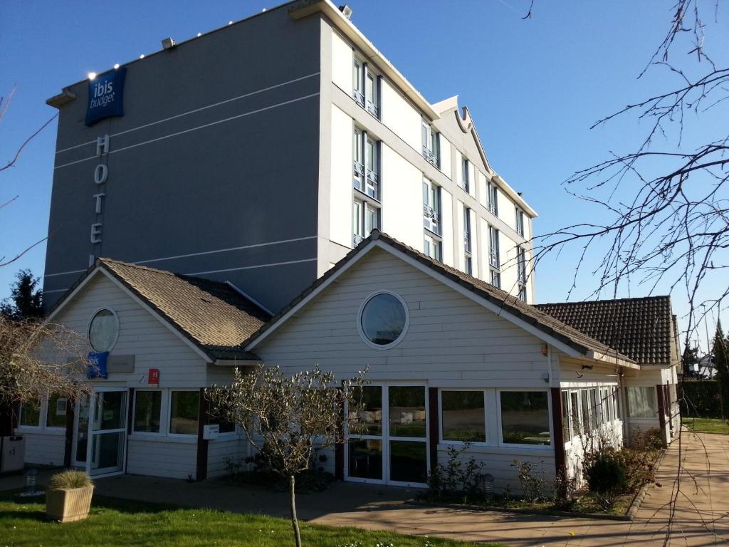 Hotel Saint Herblain Ibis Budget