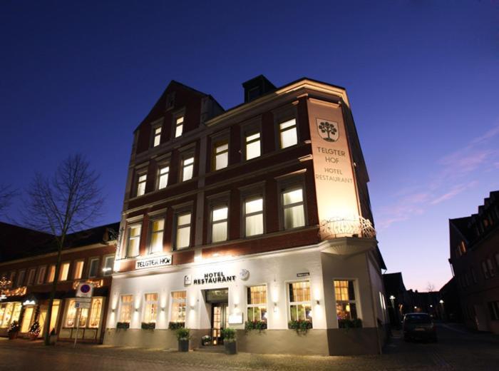 Hotel Restaurant Telgter Hof Telgte