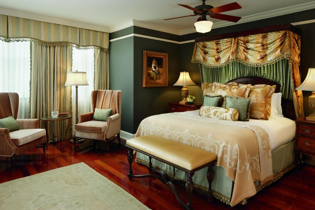 New Orleans Hotels With Smoking Rooms