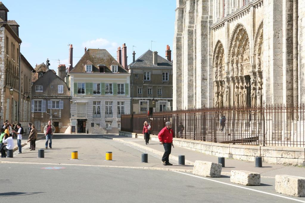 Chambres d 39 h tes le parvis chambres d 39 h tes chartres for Chambre d hote chartres
