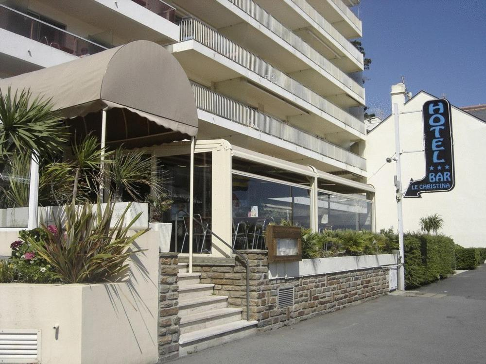 Hotel le christina la baule escoublac book your hotel for Hotels la baule