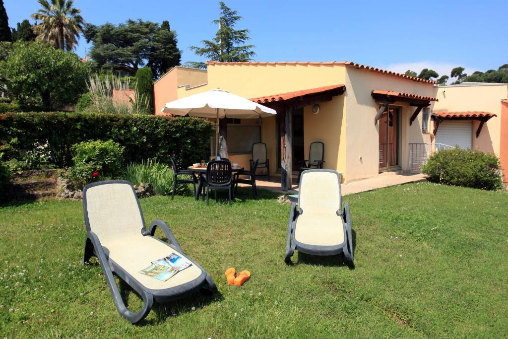 Les villas du cap r servation gratuite sur viamichelin for Restaurant le jardin du cap