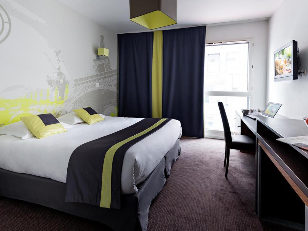 Lagrange apart hotel paris boulogne boulogne billancourt for Appart hotel boulogne