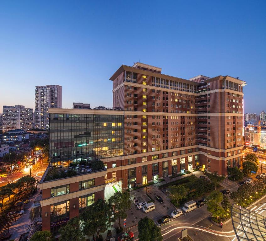 Green Court Serviced Apartment Shanghai