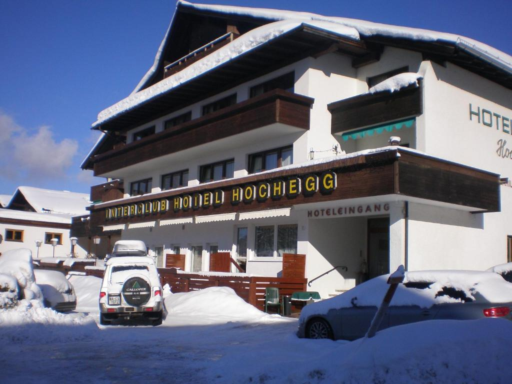 Hochegg Appartements Seefeld In Tirol Austria Booking Com