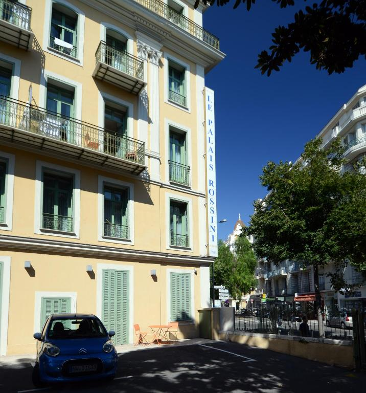 Appart 39 hotel odalys le palais rossini nice for Les appart hotel
