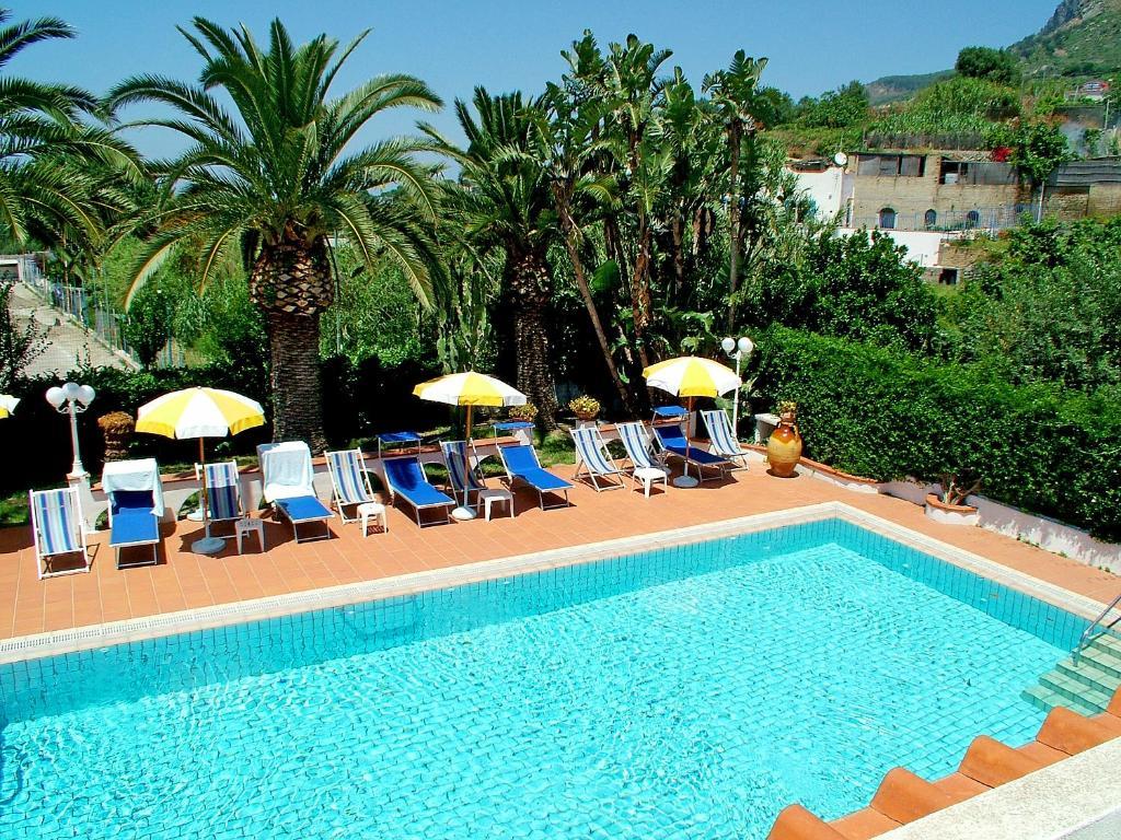 Hotel Park Calitto Ischia Recensioni