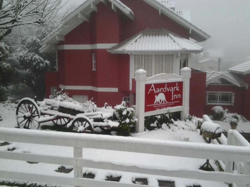 Aardvark Inn Pousada