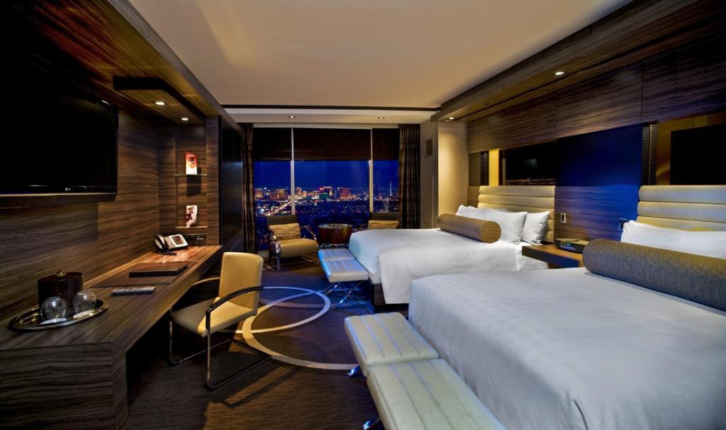Una habitación de M Resort Spa & Casino