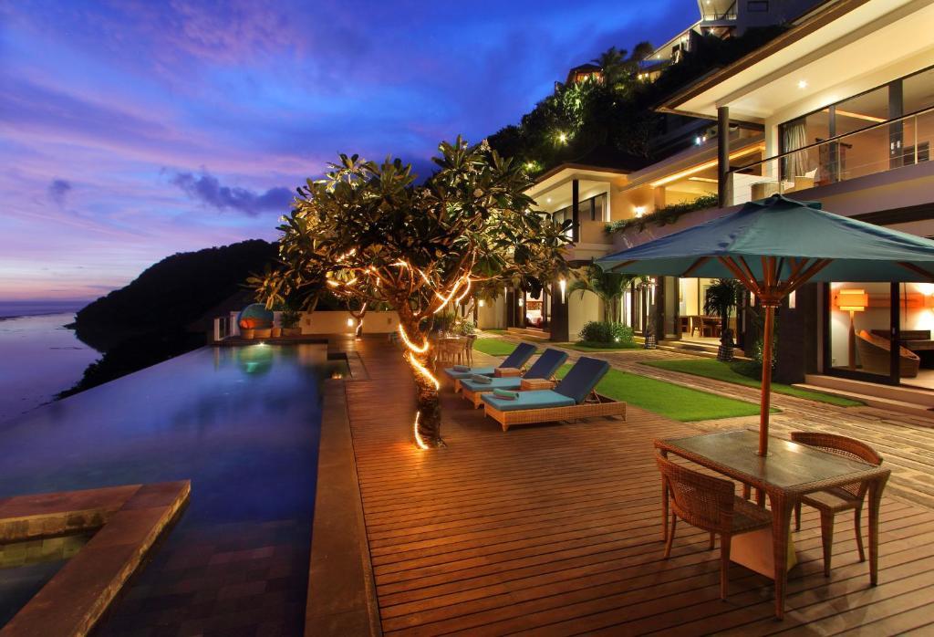 Villa The Asmara Nusa Dua  Indonesia