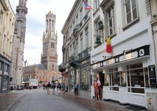 Chambres du0026#39;hu00f4tes Bu0026B Verdi, Chambres du0026#39;hu00f4tes Bruges
