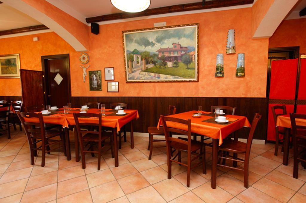 Laceno Restaurant Menu