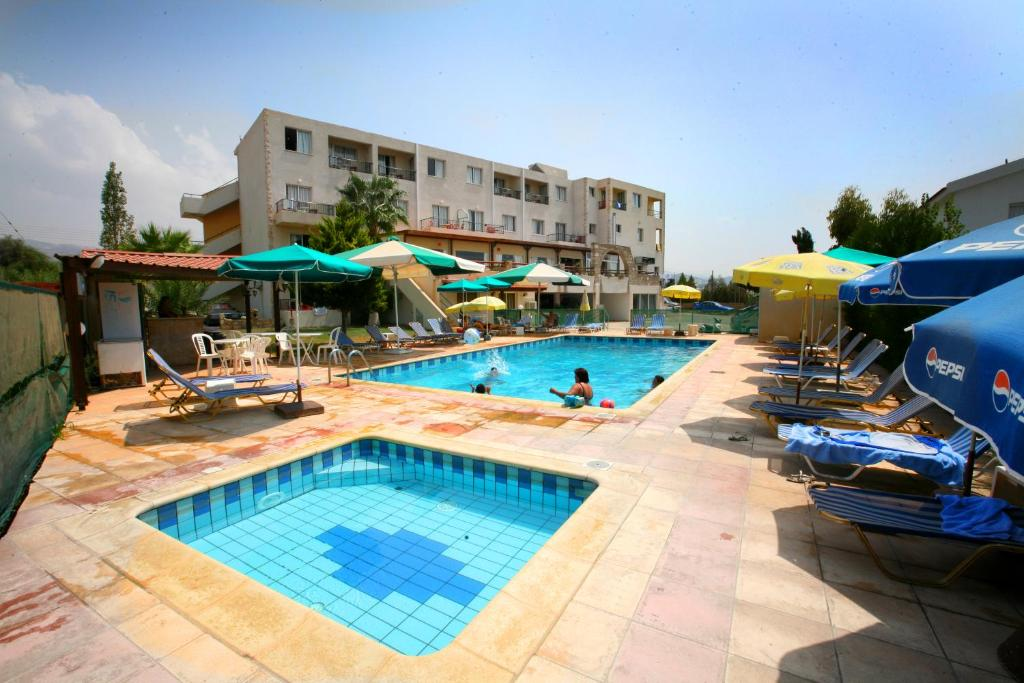 coral bay apartments petsas apartments paphos booking viamichelin 11776