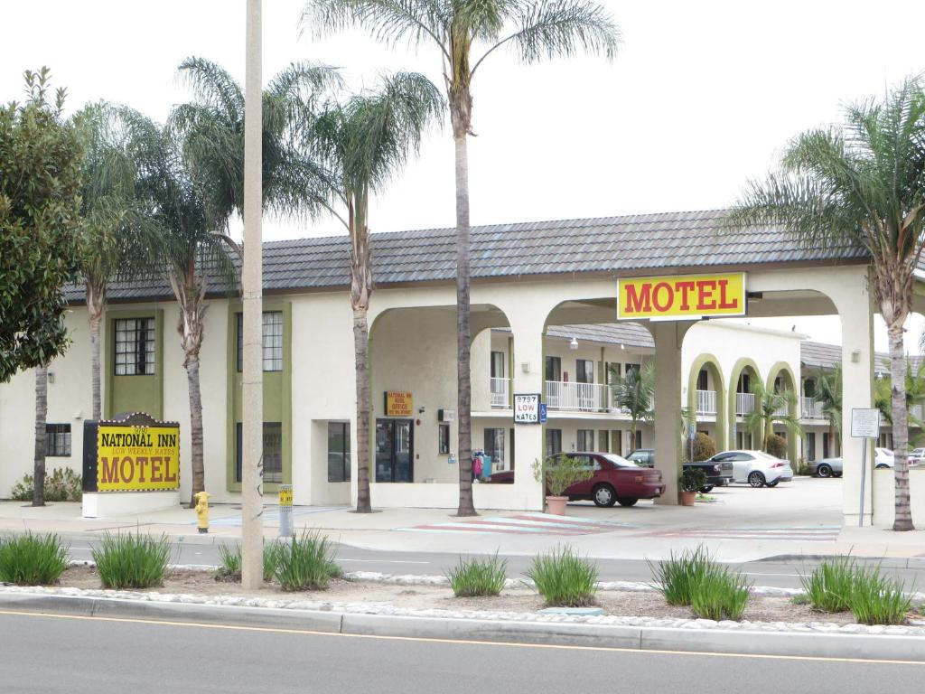 National Inn Garden Grove Anaheim Reserva Tu Hotel Con Viamichelin