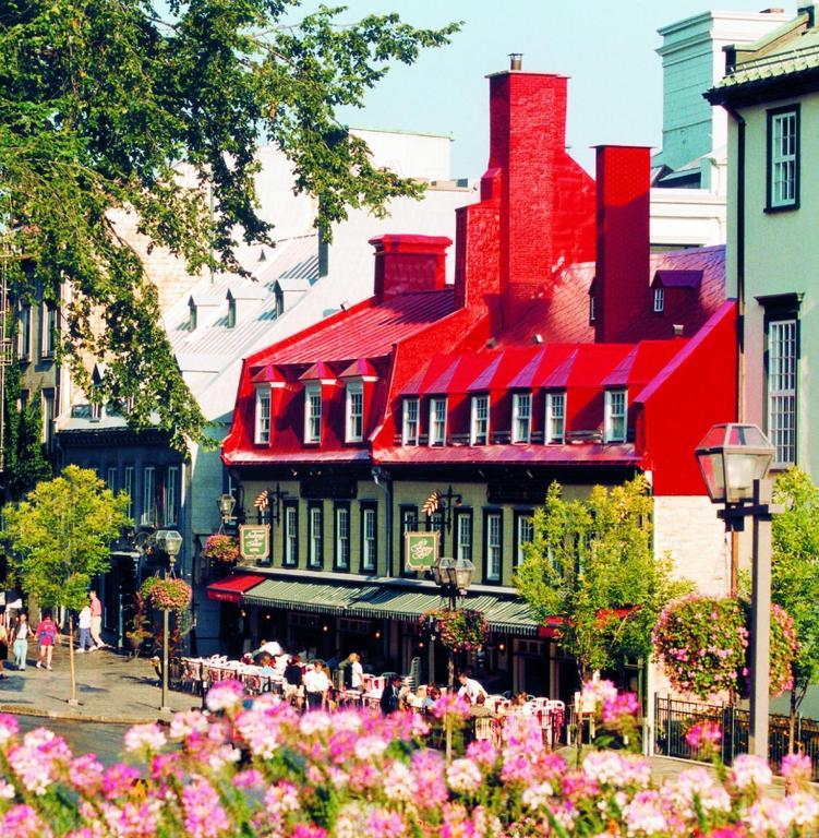 Auberge du tr sor r servation gratuite sur viamichelin for Auberge maison roy hotel quebec city