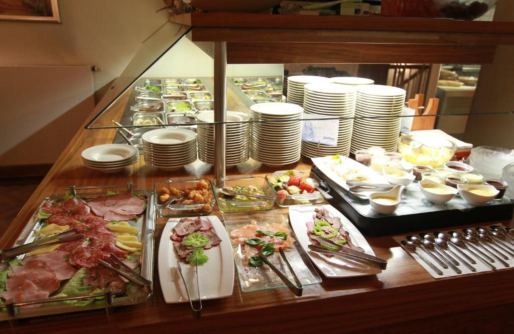 Hotel Legere Bielefeld Restaurant