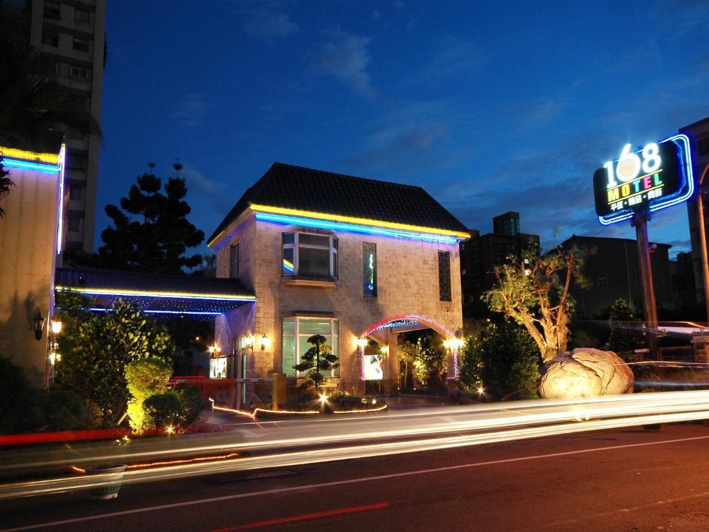 168 motel taoyuan r servation gratuite sur viamichelin for Reservation motel